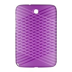 Abstract Lines Background Pattern Samsung Galaxy Note 8.0 N5100 Hardshell Case