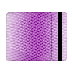 Abstract Lines Background Pattern Samsung Galaxy Tab Pro 8.4  Flip Case