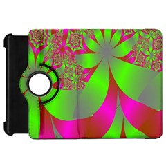 Green And Pink Fractal Kindle Fire HD 7