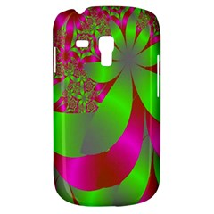Green And Pink Fractal Galaxy S3 Mini