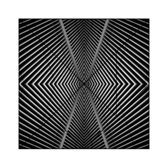Abstract Of Shutter Lines Acrylic Tangram Puzzle (6  X 6 )