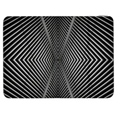 Abstract Of Shutter Lines Samsung Galaxy Tab 7  P1000 Flip Case