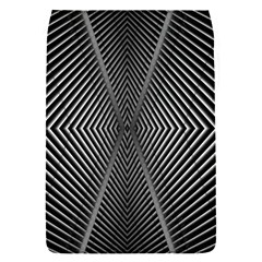 Abstract Of Shutter Lines Flap Covers (s)