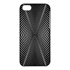 Abstract Of Shutter Lines Apple iPhone 5C Hardshell Case