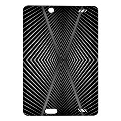 Abstract Of Shutter Lines Amazon Kindle Fire HD (2013) Hardshell Case