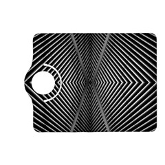 Abstract Of Shutter Lines Kindle Fire HD (2013) Flip 360 Case