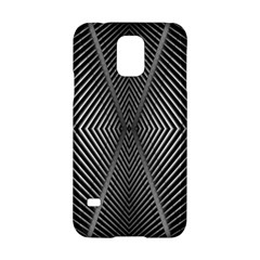 Abstract Of Shutter Lines Samsung Galaxy S5 Hardshell Case