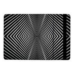 Abstract Of Shutter Lines Samsung Galaxy Tab Pro 10.1  Flip Case