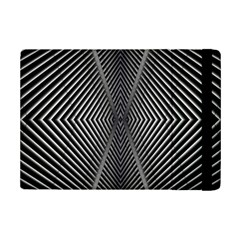 Abstract Of Shutter Lines iPad Mini 2 Flip Cases