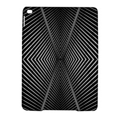 Abstract Of Shutter Lines iPad Air 2 Hardshell Cases