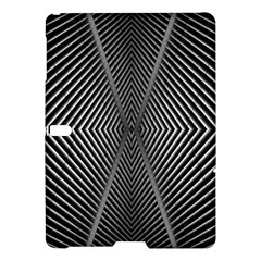 Abstract Of Shutter Lines Samsung Galaxy Tab S (10.5 ) Hardshell Case