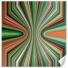 Colorful Spheric Background Canvas 20  X 20
