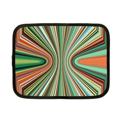 Colorful Spheric Background Netbook Case (small)