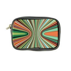 Colorful Spheric Background Coin Purse