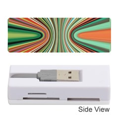 Colorful Spheric Background Memory Card Reader (stick)