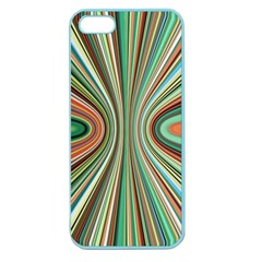 Colorful Spheric Background Apple Seamless iPhone 5 Case (Color)