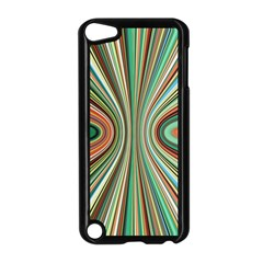 Colorful Spheric Background Apple Ipod Touch 5 Case (black)