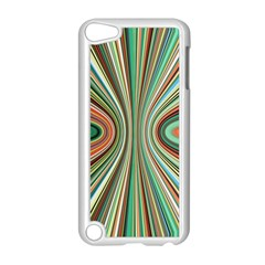 Colorful Spheric Background Apple Ipod Touch 5 Case (white)
