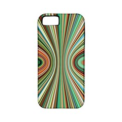 Colorful Spheric Background Apple iPhone 5 Classic Hardshell Case (PC+Silicone)