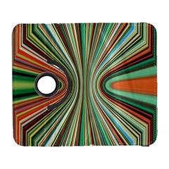 Colorful Spheric Background Galaxy S3 (flip/folio)