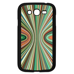 Colorful Spheric Background Samsung Galaxy Grand DUOS I9082 Case (Black)
