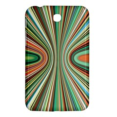 Colorful Spheric Background Samsung Galaxy Tab 3 (7 ) P3200 Hardshell Case