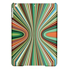 Colorful Spheric Background iPad Air Hardshell Cases