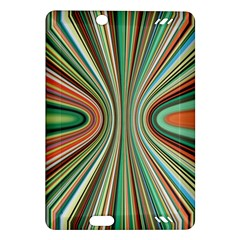 Colorful Spheric Background Amazon Kindle Fire HD (2013) Hardshell Case