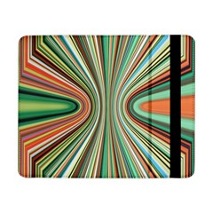 Colorful Spheric Background Samsung Galaxy Tab Pro 8.4  Flip Case