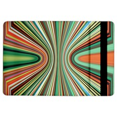 Colorful Spheric Background iPad Air 2 Flip