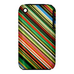 Colorful Stripe Background Iphone 3s/3gs
