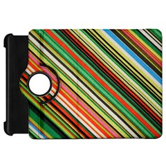 Colorful Stripe Background Kindle Fire HD 7