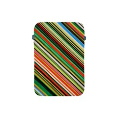 Colorful Stripe Background Apple iPad Mini Protective Soft Cases