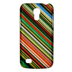 Colorful Stripe Background Galaxy S4 Mini