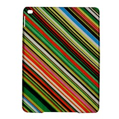 Colorful Stripe Background Ipad Air 2 Hardshell Cases