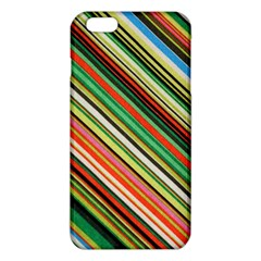 Colorful Stripe Background iPhone 6 Plus/6S Plus TPU Case