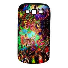 Alien World Digital Computer Graphic Samsung Galaxy S III Classic Hardshell Case (PC+Silicone)