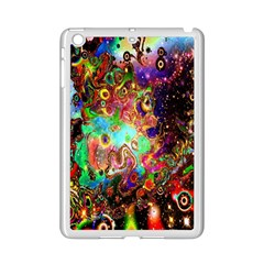 Alien World Digital Computer Graphic iPad Mini 2 Enamel Coated Cases