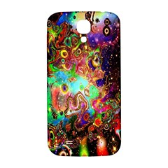 Alien World Digital Computer Graphic Samsung Galaxy S4 I9500/I9505  Hardshell Back Case