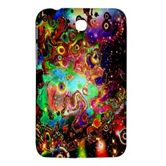 Alien World Digital Computer Graphic Samsung Galaxy Tab 3 (7 ) P3200 Hardshell Case