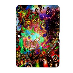 Alien World Digital Computer Graphic Samsung Galaxy Tab 2 (10.1 ) P5100 Hardshell Case