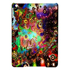 Alien World Digital Computer Graphic iPad Air Hardshell Cases