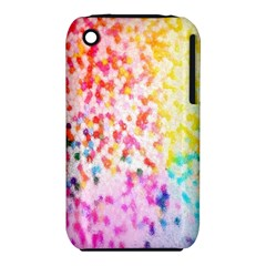 Colorful Colors Digital Pattern iPhone 3S/3GS