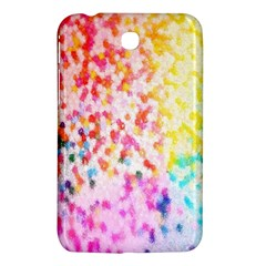 Colorful Colors Digital Pattern Samsung Galaxy Tab 3 (7 ) P3200 Hardshell Case