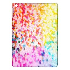 Colorful Colors Digital Pattern iPad Air Hardshell Cases