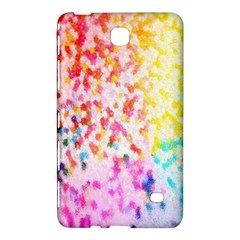 Colorful Colors Digital Pattern Samsung Galaxy Tab 4 (7 ) Hardshell Case