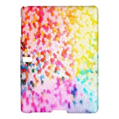 Colorful Colors Digital Pattern Samsung Galaxy Tab S (10 5 ) Hardshell Case