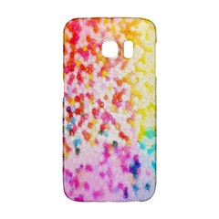 Colorful Colors Digital Pattern Galaxy S6 Edge
