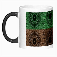 Creative Digital Pattern Computer Graphic Morph Mugs