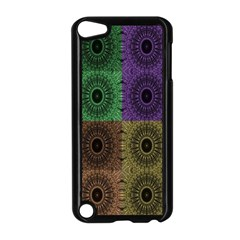 Creative Digital Pattern Computer Graphic Apple iPod Touch 5 Case (Black)